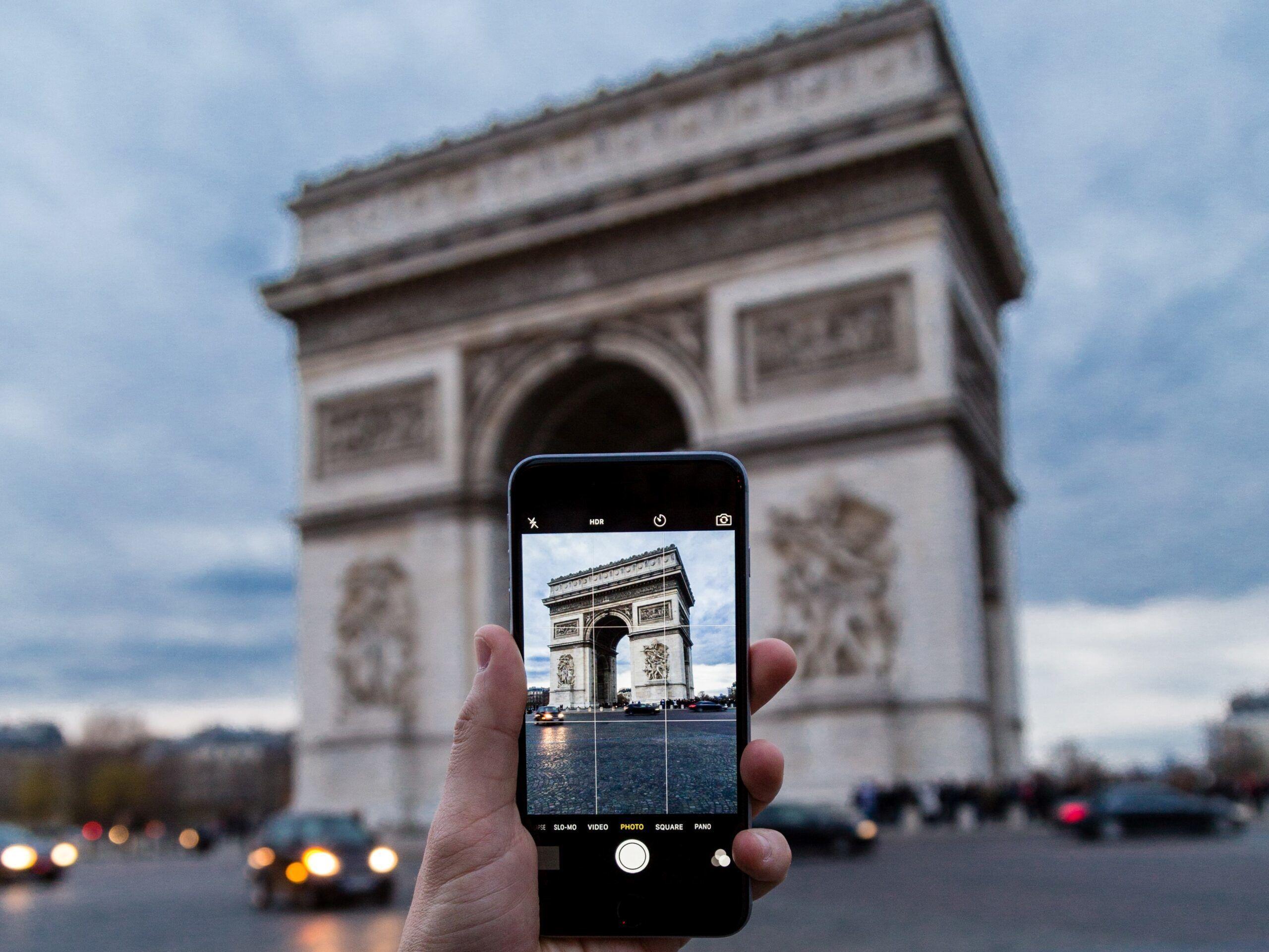 Paris si tu veux (c) Sébastien Gabriel (Unsplash)
