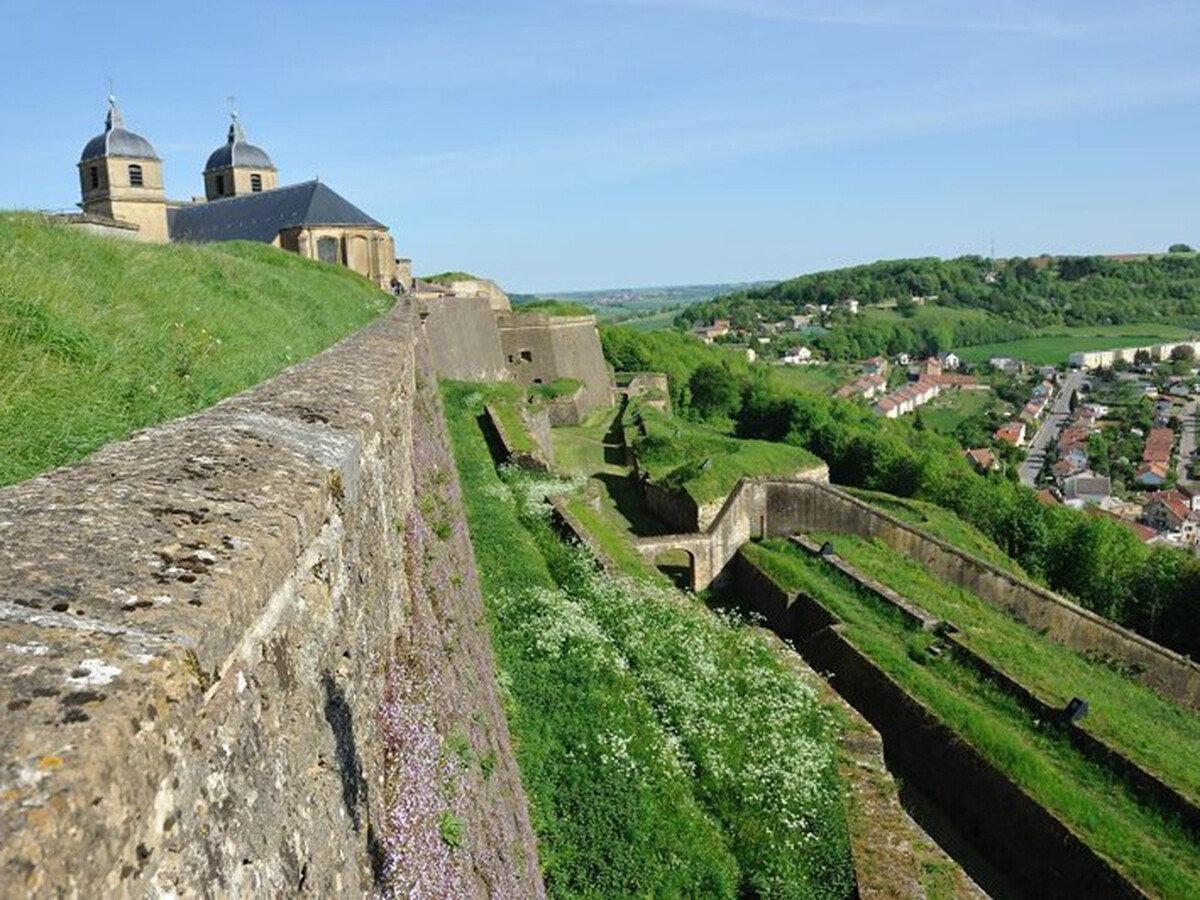 La citadelle de Montmédy (c) Michel Laurent