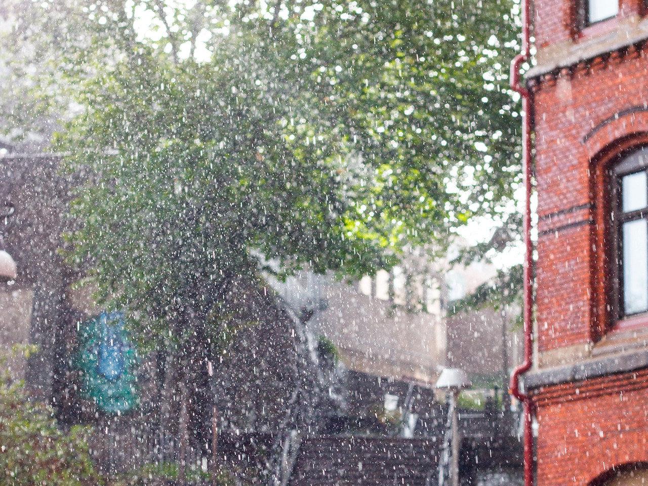 Rainy Day (c) Evelinan Friman (Unsplash)