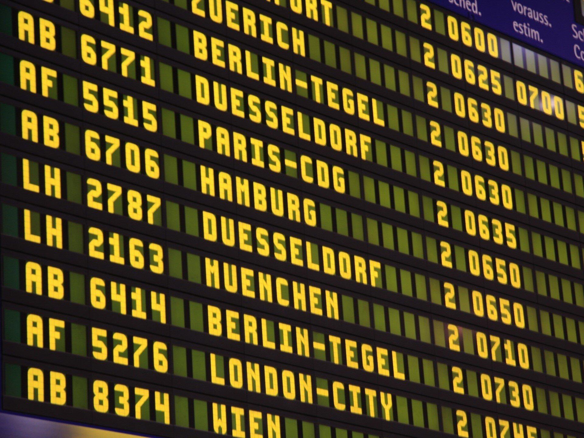 Le planning des publication joue comme un tableau des arrivées à l'aéroport